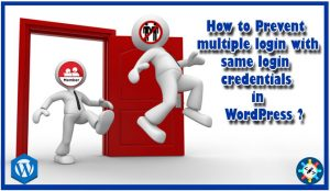 How to prevent users from sharing login information in WordPress ?