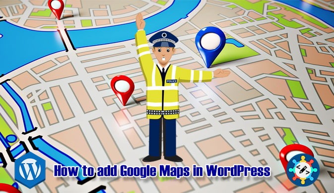 How to add multiple Google Maps in WordPress ?